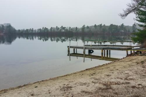 Camp Out Cottage on White Island Pond -  Vacation Rental - Photo 1