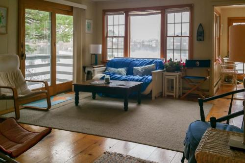 Camp Out Cottage on White Island Pond - Wareham, MA Vacation Rental