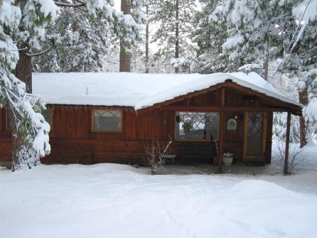 Serenity Cabin - Idyllwild, CA Vacation Rental