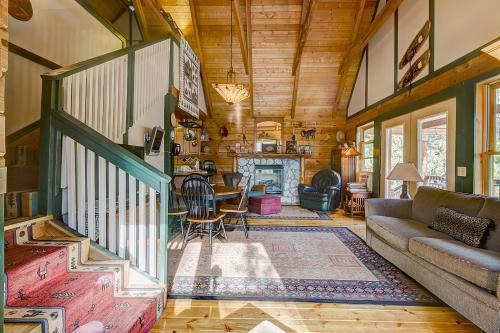 Brighton Cabin - Idyllwild, CA Vacation Rental
