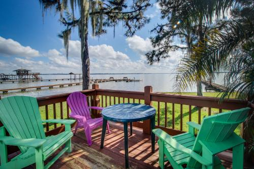 Pratt's Resort #5 - Dockside - Lake Placid, FL Vacation Rental
