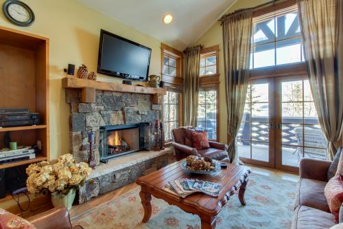Penthouse at Settlers Lodge in Bachelor Gulch -  Vacation Rental - Photo 1