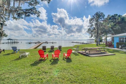 Pratt's Resort #2 - Barefoot Dreams - Lake Placid, FL Vacation Rental