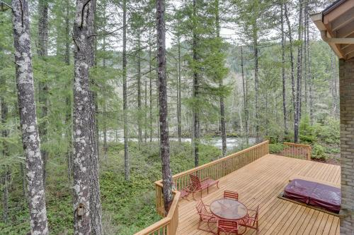 Sandy River Retreat - Welches, OR Vacation Rental