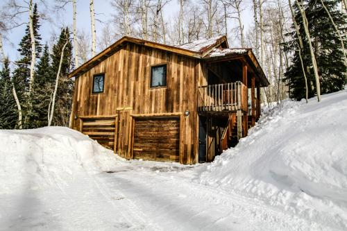 Wapiti Mountain Escape Guest Cabin -  Vacation Rental - Photo 1