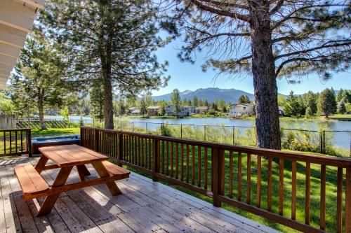 Venice Tahoe Keys Waterfront with Hot Tub! - South Lake Tahoe Vacation Rental