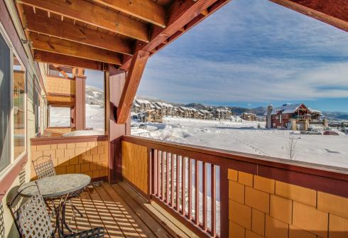 First Tracks at Wildhorse Condo -  Vacation Rental - Photo 1
