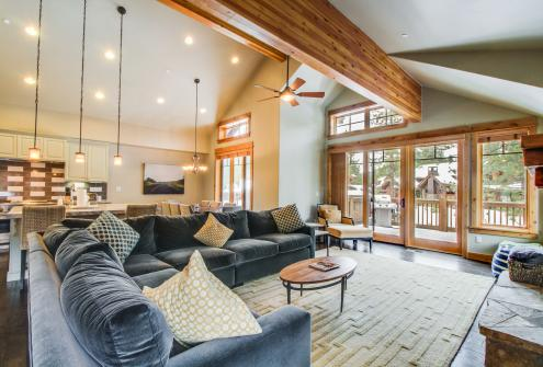 Valmont Manor - Truckee, CA Vacation Rental