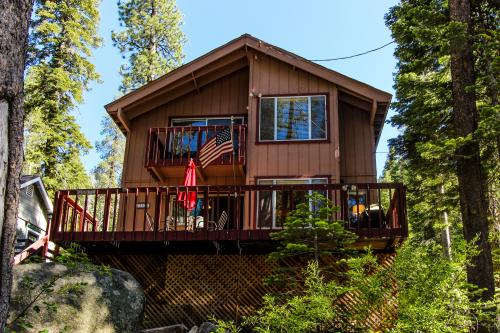 Cabin at Donner Lake - Truckee Vacation Rental