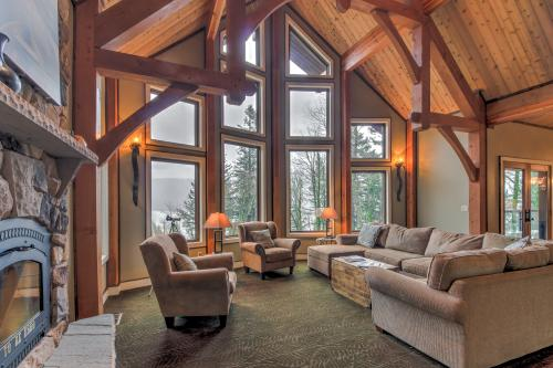 Cascadia Tree House -  Vacation Rental - Photo 1