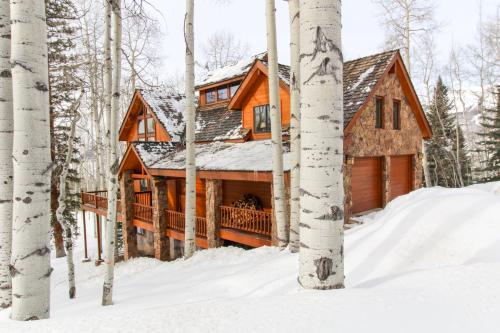 Wapiti Mountain Escape and Guest Cabin - Telluride, CO Vacation Rental