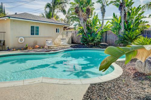 Castle House Two: Half-House Option - Anaheim, CA Vacation Rental