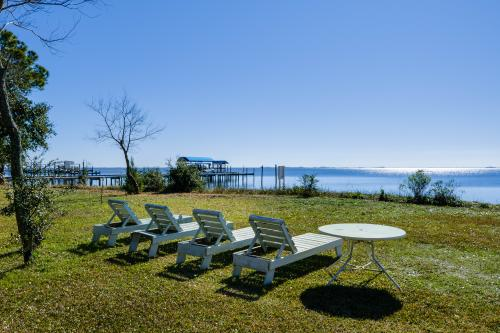 Soundside Beach Cottage with Amazing Views -  Vacation Rental - Photo 1