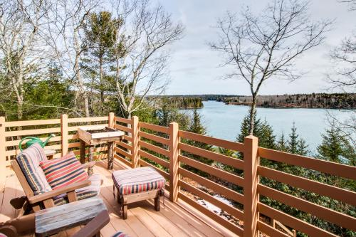 Muirgen Enchantment by the Sea - Boothbay, ME Vacation Rental