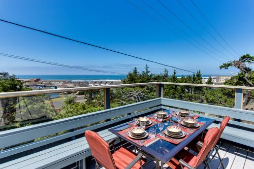 Newport's Cypress Oceanview Home - Newport Vacation Rental
