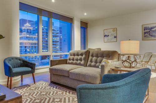 Park Avenue West 606: Rose City Sunrise -  Vacation Rental - Photo 1
