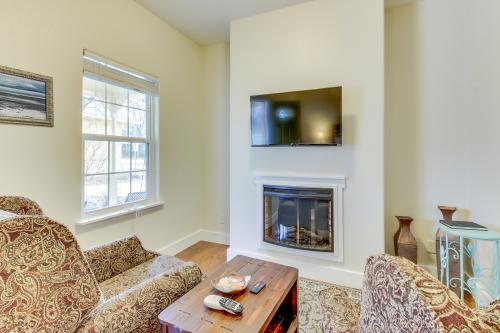 Main Street Retreat: Journey's End -  Vacation Rental - Photo 1