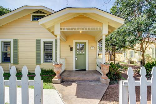 Across The Way: Front Porch -  Vacation Rental - Photo 1