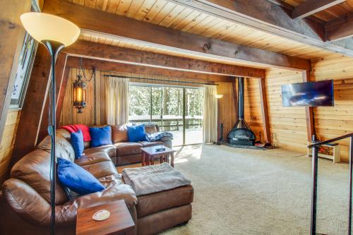 Talmont Forest Cabin -  Vacation Rental - Photo 1