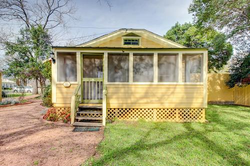 Across The Way: Back Porch -  Vacation Rental - Photo 1