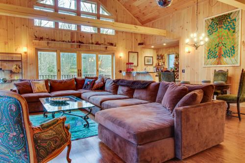 Winhall Chalet at Stratton Mountain -  Vacation Rental - Photo 1