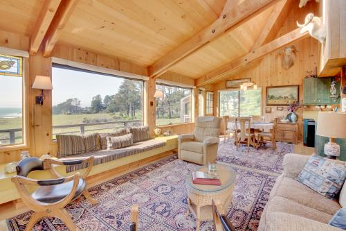 Thayer House - Sea Ranch, CA Vacation Rental