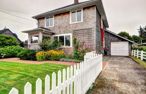 The Blue Door - Gearhart, OR Vacation Rental