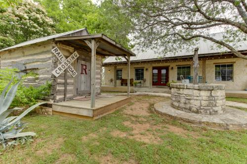 Historic Rocky Hill: Cabernet Sauvignon  - Fredericksburg, TX Vacation Rental