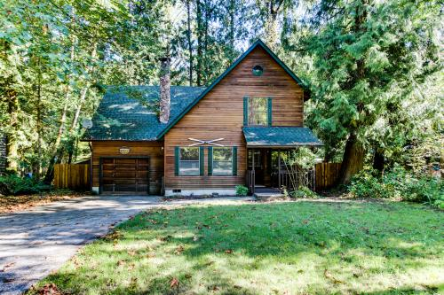Marshall's Cabin in Rhododendron - Rhododendron Vacation Rental