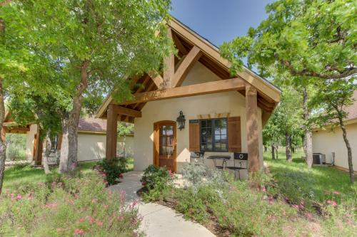Messina Hof Hill Country: Hof Haus - Fredericksburg, TX Vacation Rental