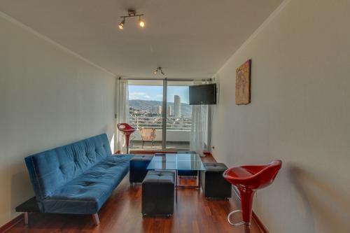 Depto. con Vistas en Valparaíso - Valparaiso, Chile Vacation Rental