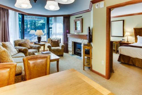 Resort at Squaw Creek 521 - Squaw Valley Vacation Rental
