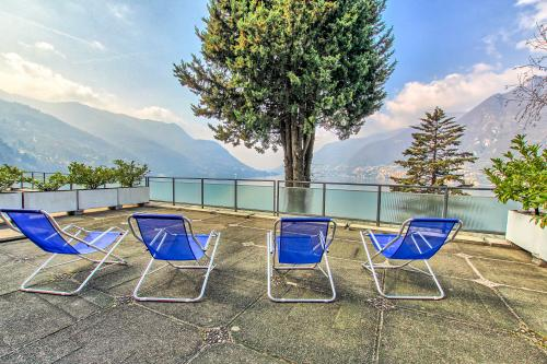 Lake Como Terrace - Como, Italy Vacation Rental
