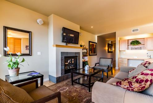 Chelan Resort Suites: Comfort by the Lake (#201) -  Vacation Rental - Photo 1