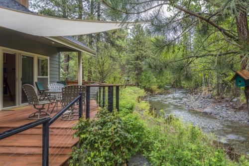 Sisters: Whychus Creek Craftsman  -  Vacation Rental - Photo 1