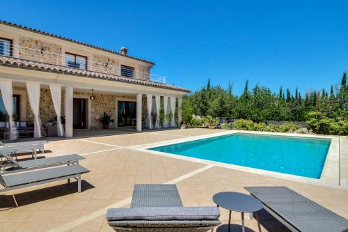 Finca Can Mutxo - Selva, Spain Vacation Rental