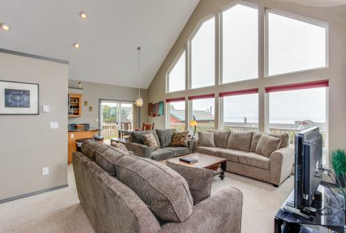 Hint of Heaven - Lincoln City, OR Vacation Rental