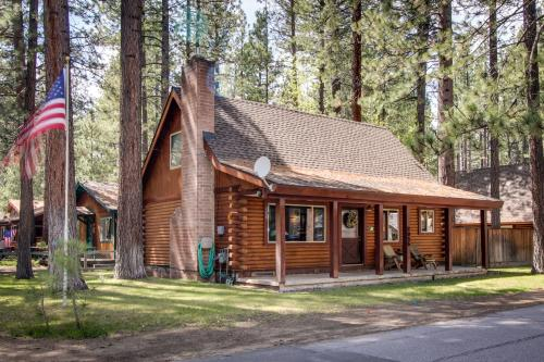 Rustic Tomahawk Cabin - South Lake Tahoe, CA Vacation Rental
