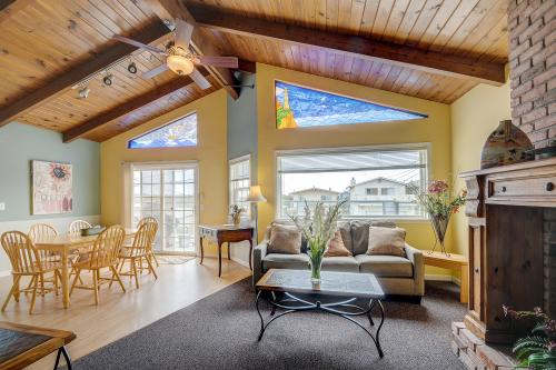 Dunes House - A & B - Oceano , CA Vacation Rental