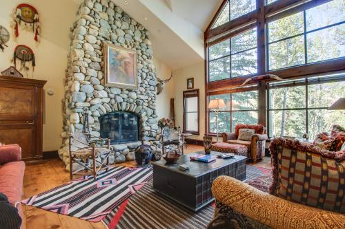 Western Luxury at Saddle Ridge  - Beaver Creek, CO Vacation Rental