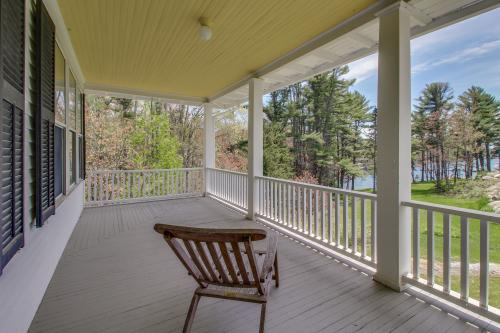 The Notebook - Boothbay Harbor, ME Vacation Rental