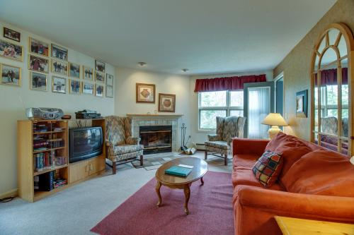 Pico Slopeside-I201 -  Vacation Rental - Photo 1