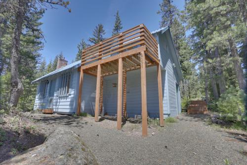 3Dogs Cabin -  Vacation Rental - Photo 1