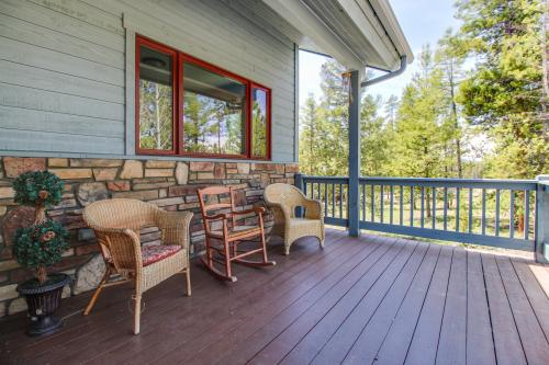 Tall Pine Paradise  -  Vacation Rental - Photo 1