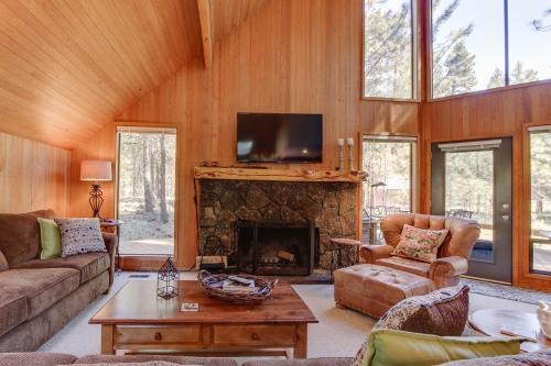 Black Butte Ranch: Cabin in the Pines - Black Butte Ranch, OR Vacation Rental