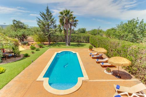 Finca Fet a Ma - Consell, Spain Vacation Rental