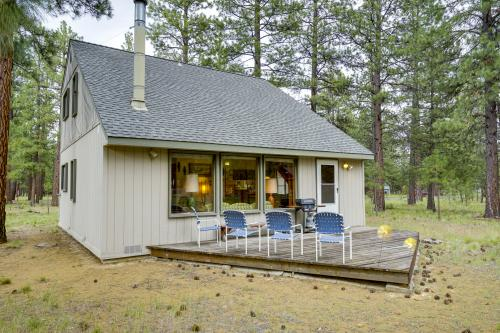 Peters Tollgate Cabin  - Sisters, OR Vacation Rental