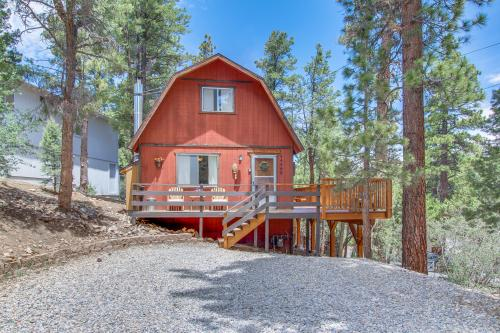 Little Red Cabin -  Vacation Rental - Photo 1