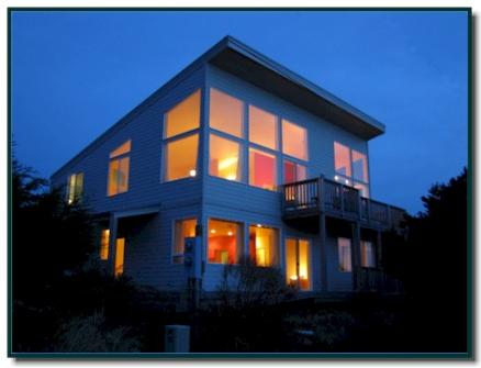 Glass Beach House - Florence, OR Vacation Rental