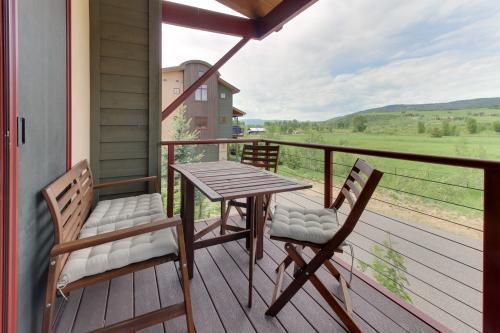 Upscale Majestic Valley Townhome  - Steamboat Springs, CO Vacation Rental
